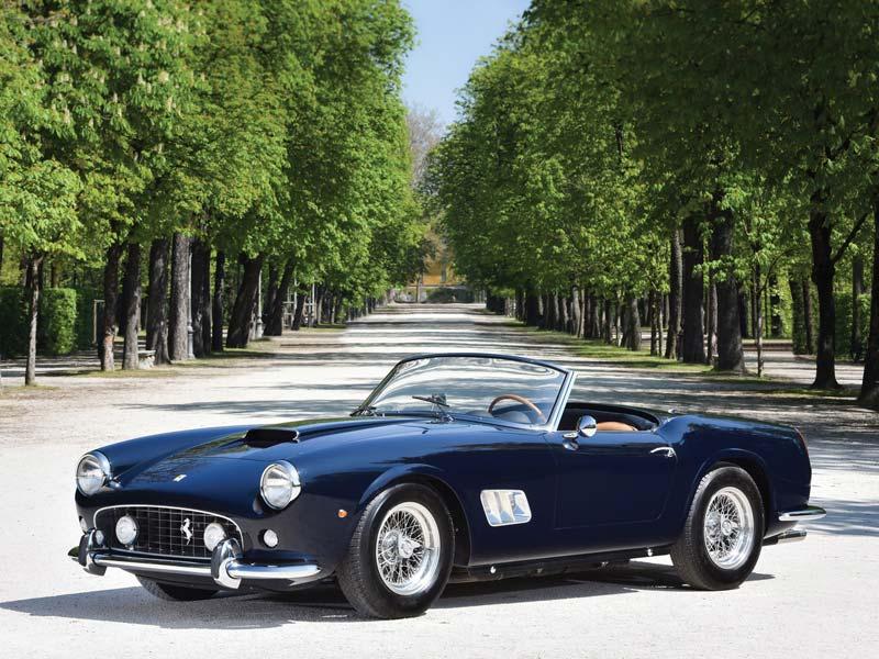 Ferrari 250 GT SWB California