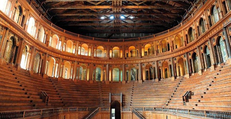 Il Teatro Farnese