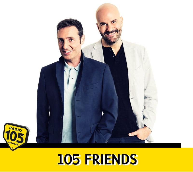 105 friends radio 105