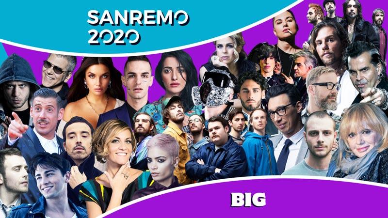 Big Sanremo 2020