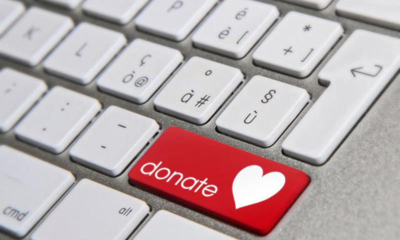 donazioni vip