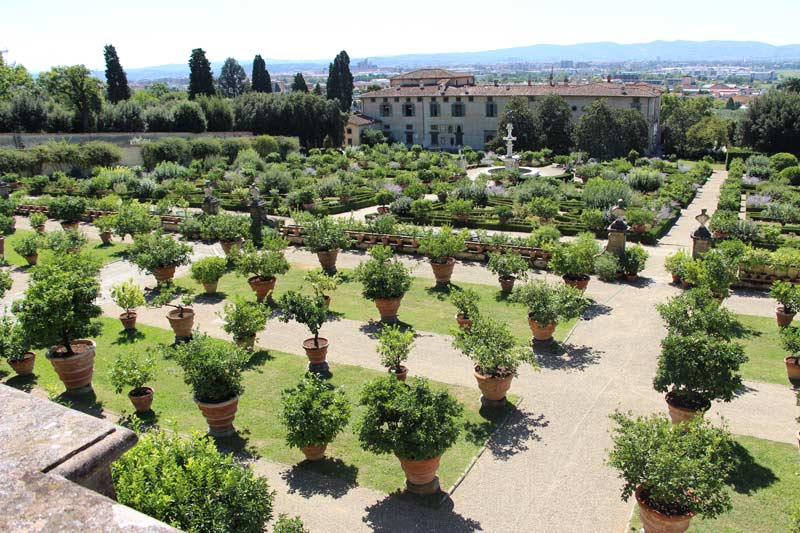 Giardino di Villa Medicea