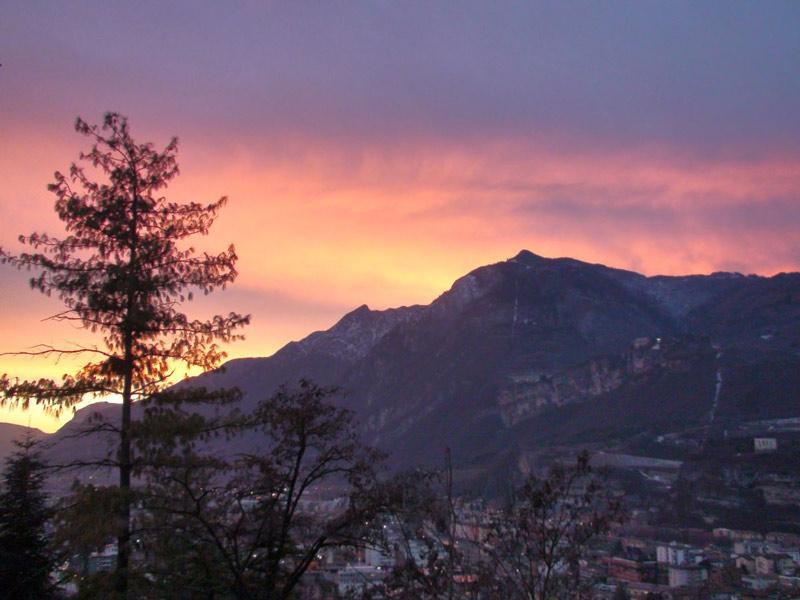 Tramonto Trentino