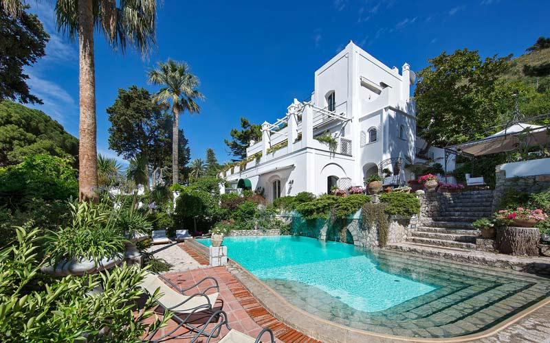 Villa le Scale Capri
