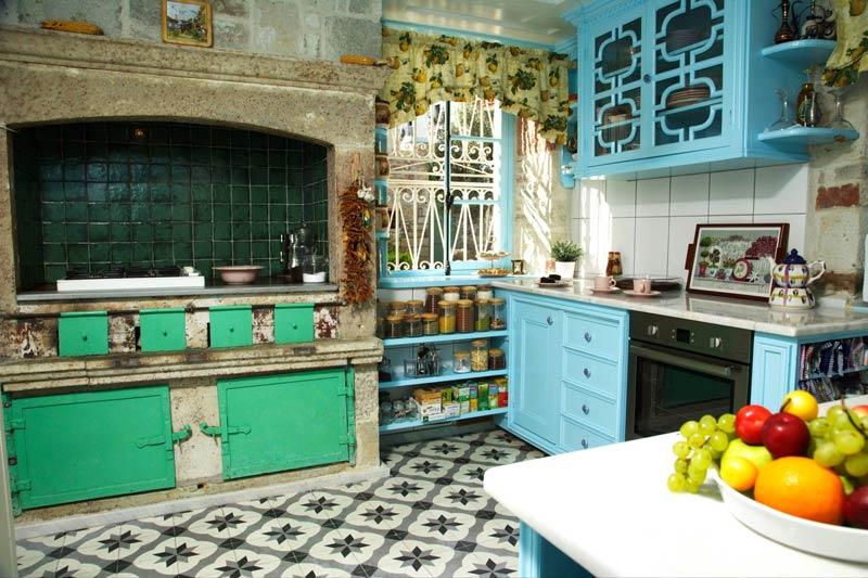 Cucina Stile Mediterraneo