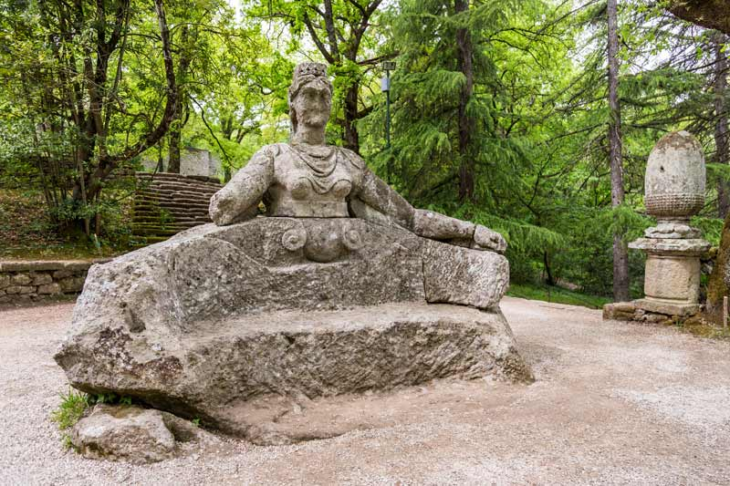 Bomarzo Il Parco dei Mostri