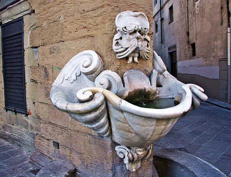 Fontana dello Sprone Firenze