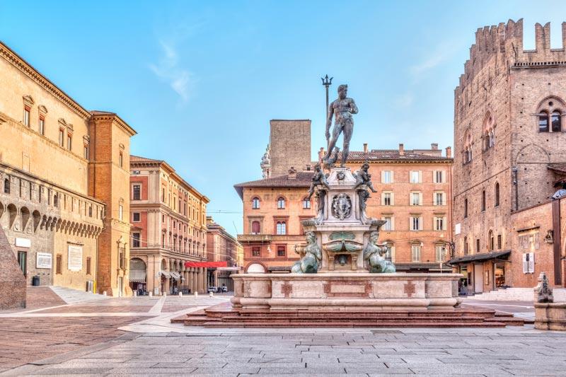 Fontana di Nettuno Bologna