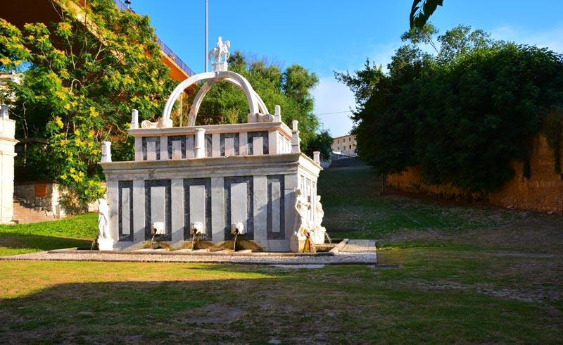 Fontana di Rosello Sassari
