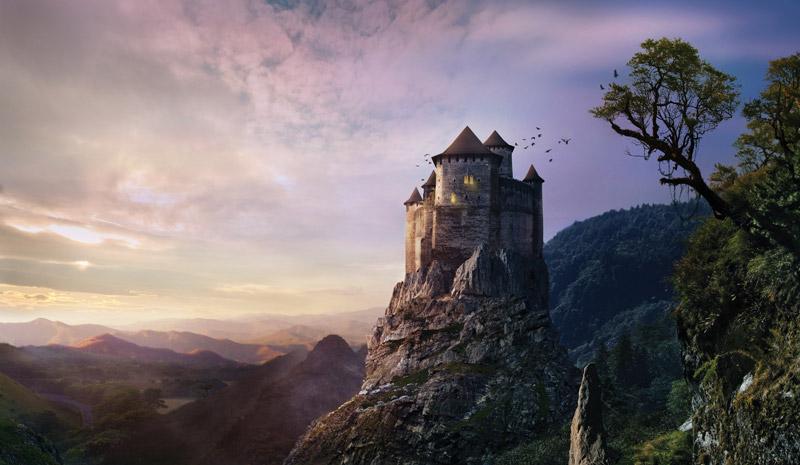 castello delle fiabe