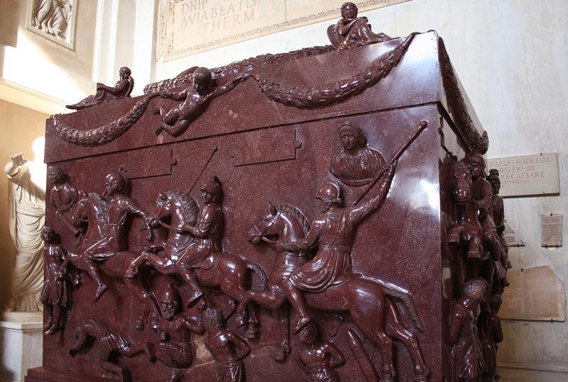 Sarcofago Sant Elena