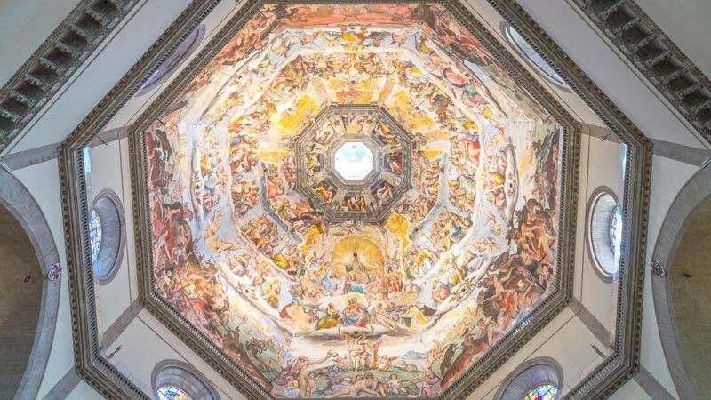 Affreschi Cupola del Brunelleschi