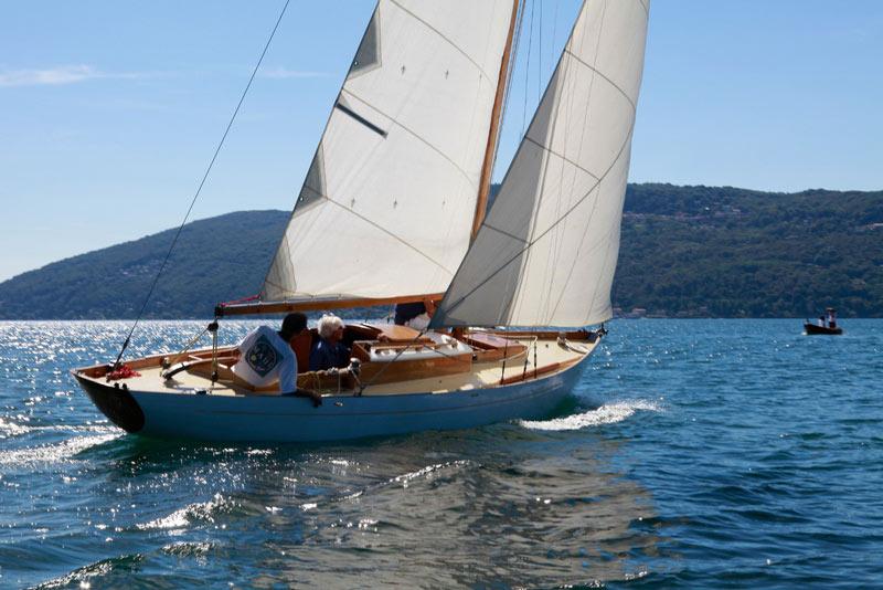 Barche a Vela Cutter