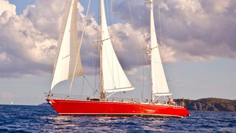 Barche a Vela Ketch