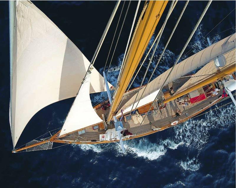 Barche a Vela Schooner