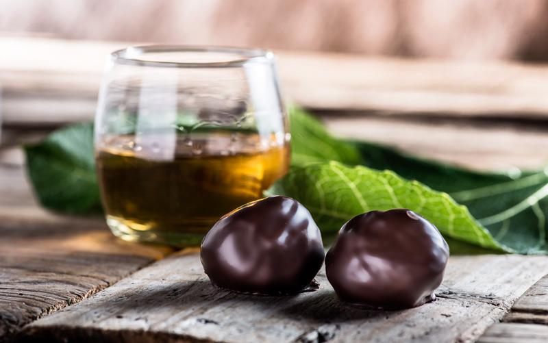 Fichi al Cioccolato
