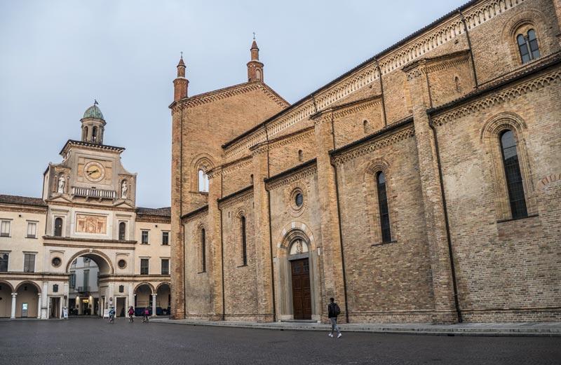 Piazza Duomo Crema