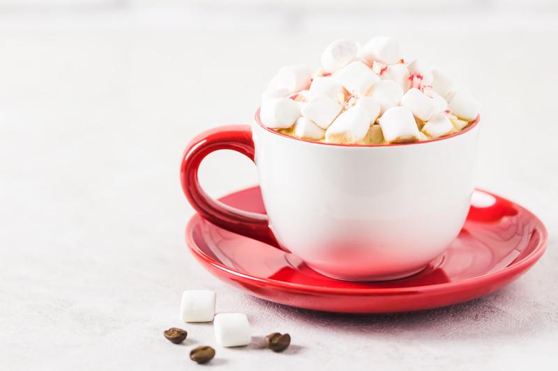 Cioccolata Calda con Marshmellow