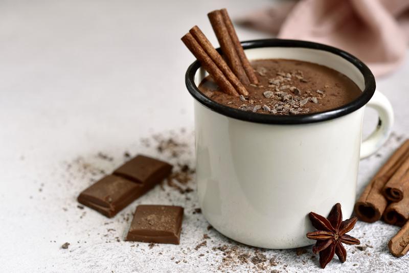 Cioccolata Calda con Spezie