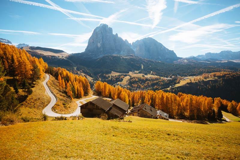 Valli del Trentino Alto Adige