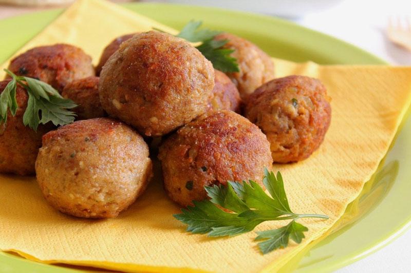 Polpette Carne e Patate