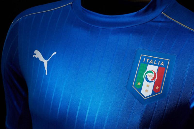 Maglia Nazionale di Calcio Italiana