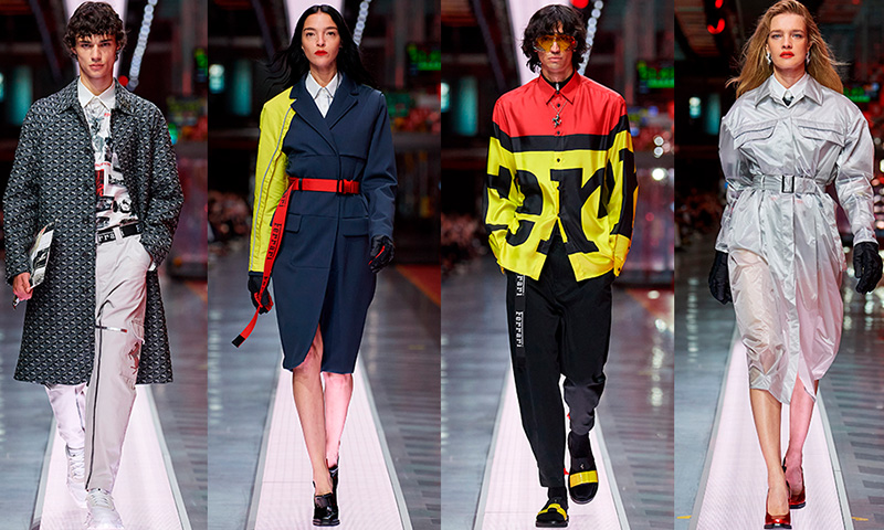Ferrari Fashion Show